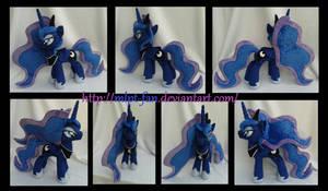 20 inches Princess Luna new pattern