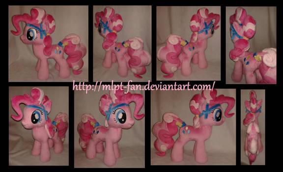 Crystal Pinkie Pie