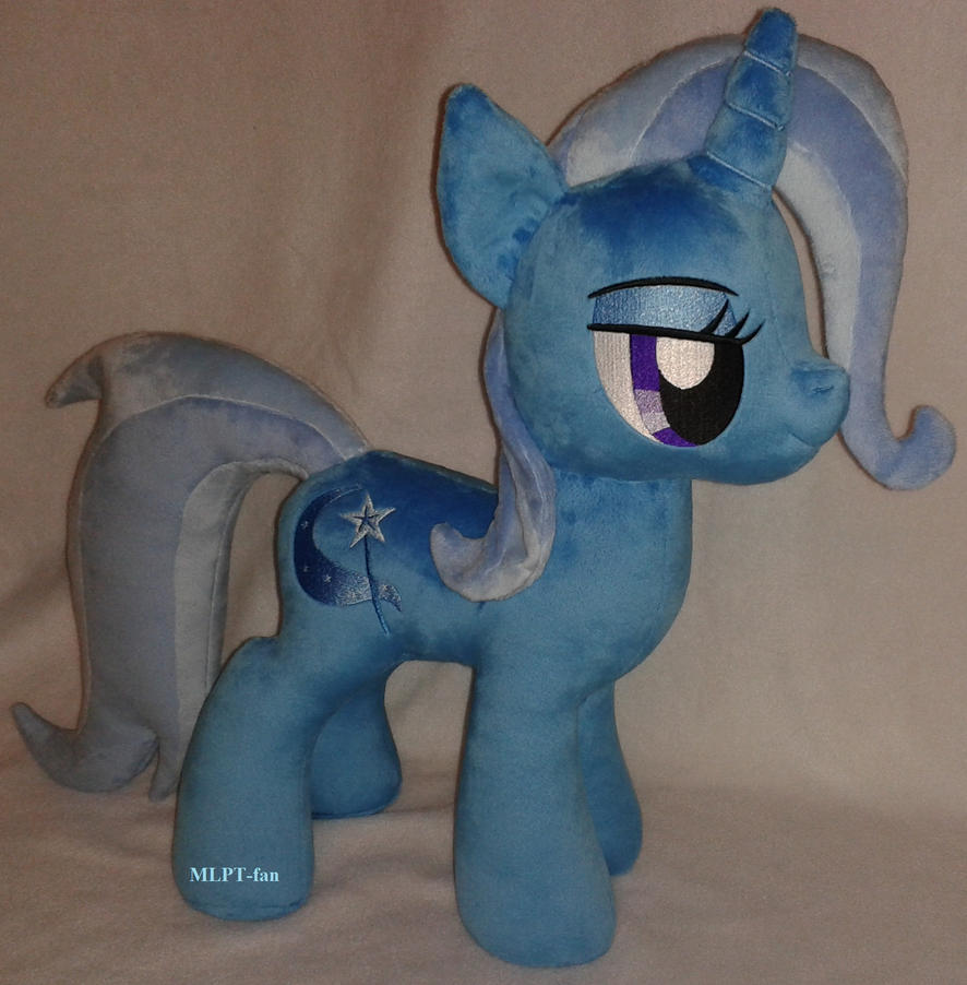 18,5 inches Great and Powerful Trixie by MLPT-fan
