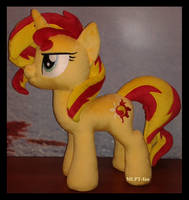 18,5 inches Sunset Shimmer by calusariAC