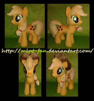 15 inches Applejack by calusariAC