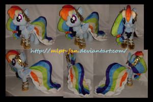 Grand Galloping Gala Rainbow Dash by calusariAC