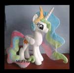 Princess Celestia WIP