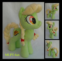 12 inches young Granny Smith by calusariAC