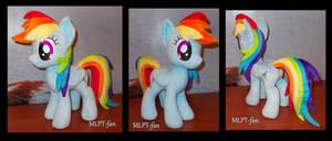 Rainbow Dash (commission)