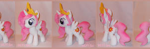 filly Celestia revised pattern (commission)