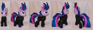 Future Twilight Sparkle (commission)