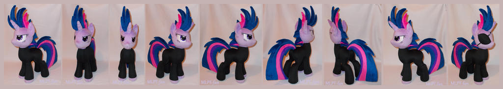 Future Twilight Sparkle (commission) by calusariAC