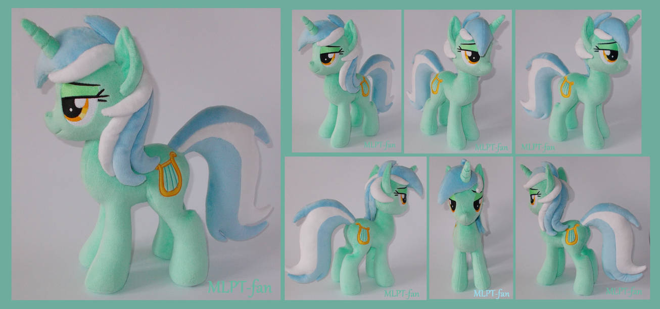 Lyra updated pattern by calusariAC