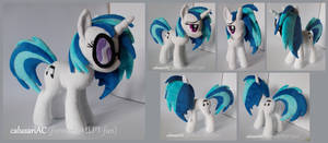 Vinyl Scratch (new pattern!)
