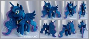 16 inches Princess Luna updated pattern :)