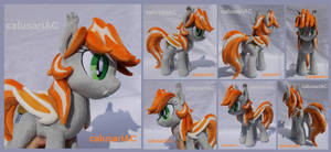 <b>OC Knoxie The Batpony</b><br><i>calusariAC</i>