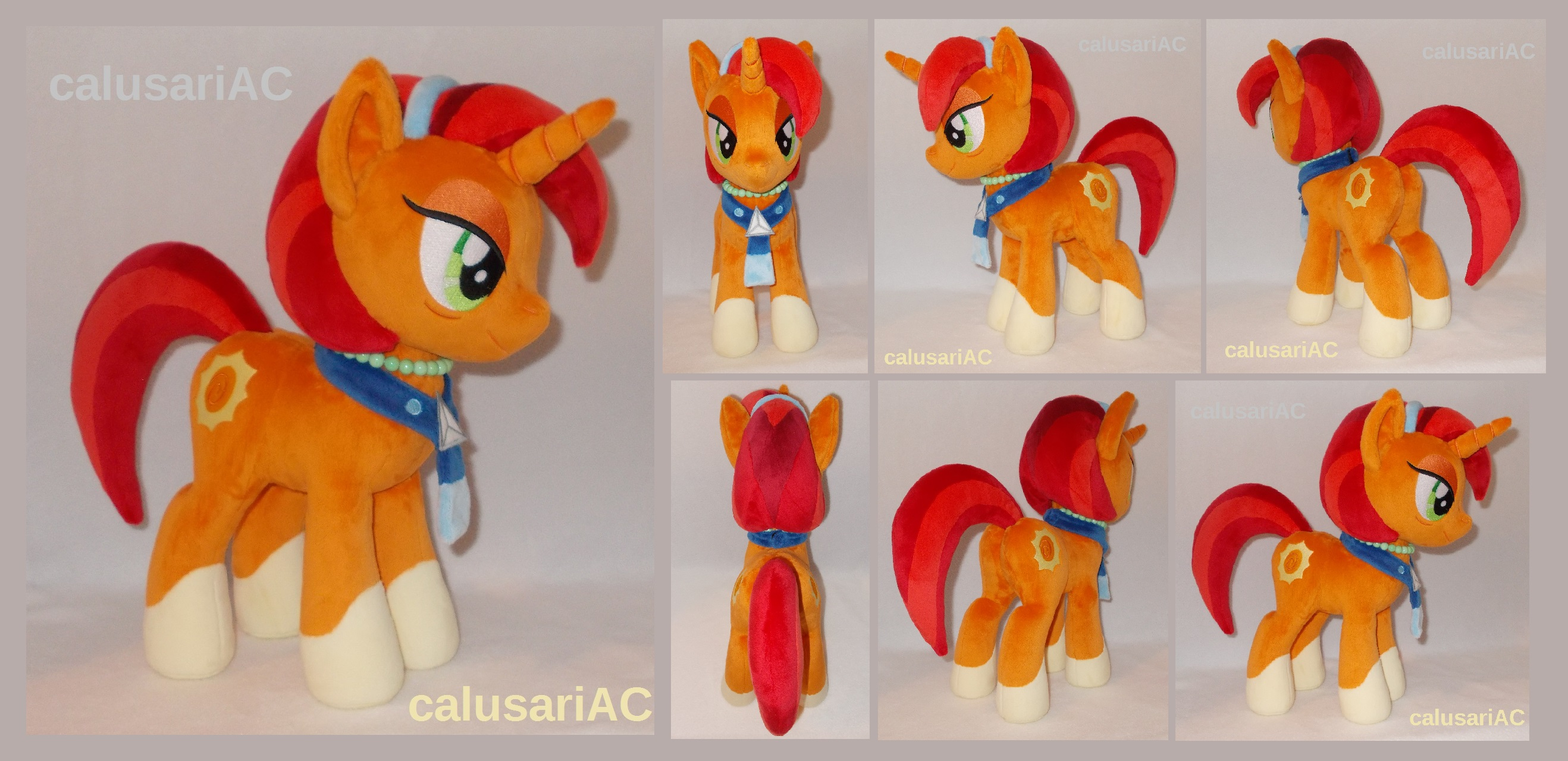 Stellar Flare (commission) by calusariAC