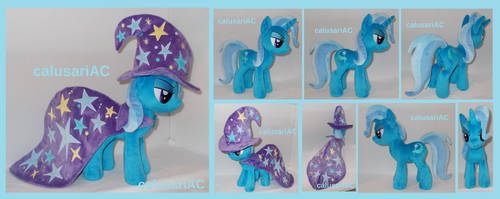 Great and Powerful Trixie (commission) by calusariAC