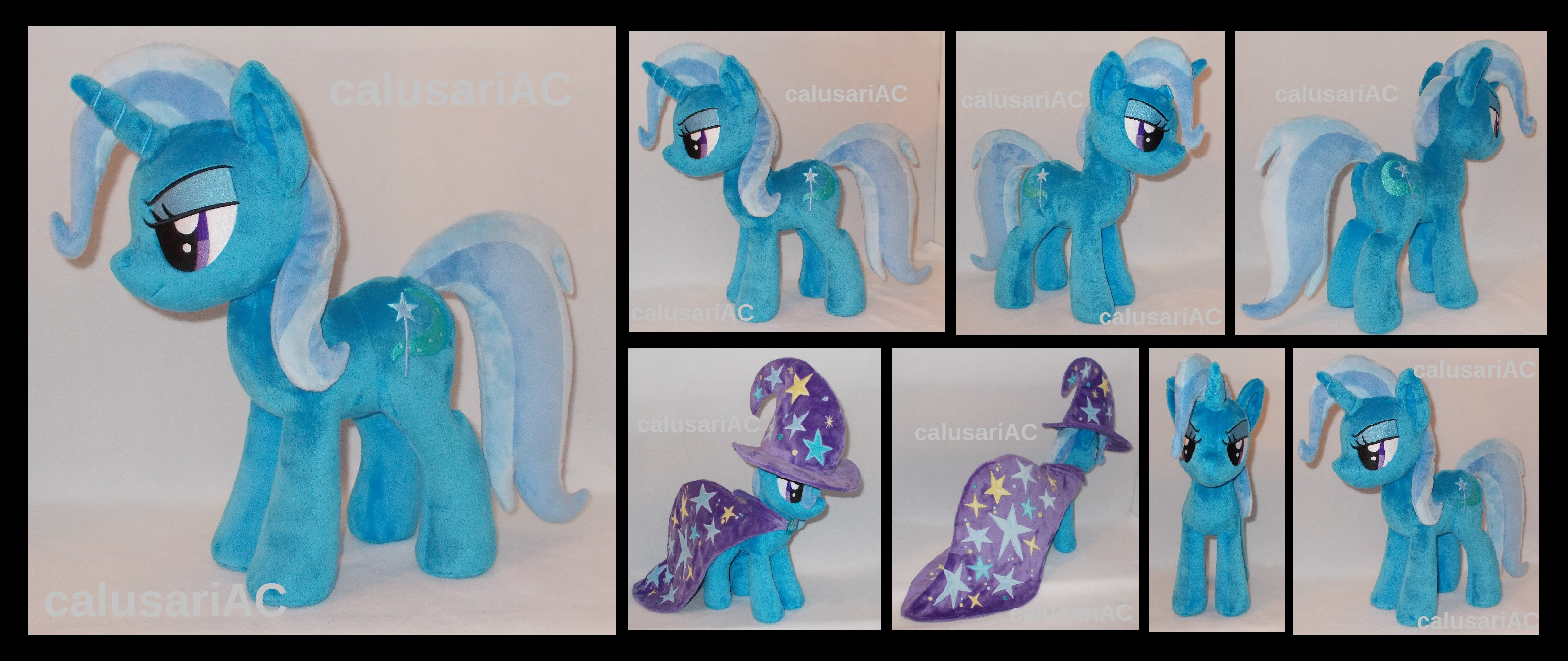 Great and Powerful Trixie (commish 2) by calusariAC