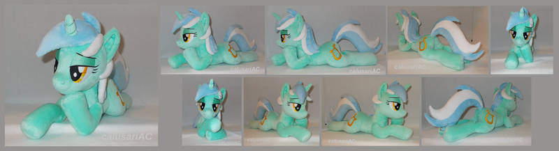 Lying down Lyra
