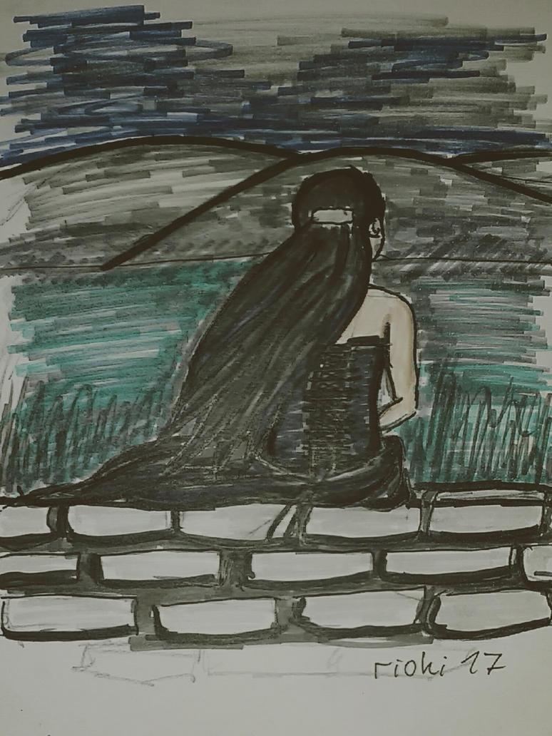 Dreaming Goth by rioki1337