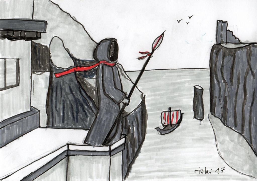 Sentry by rioki1337