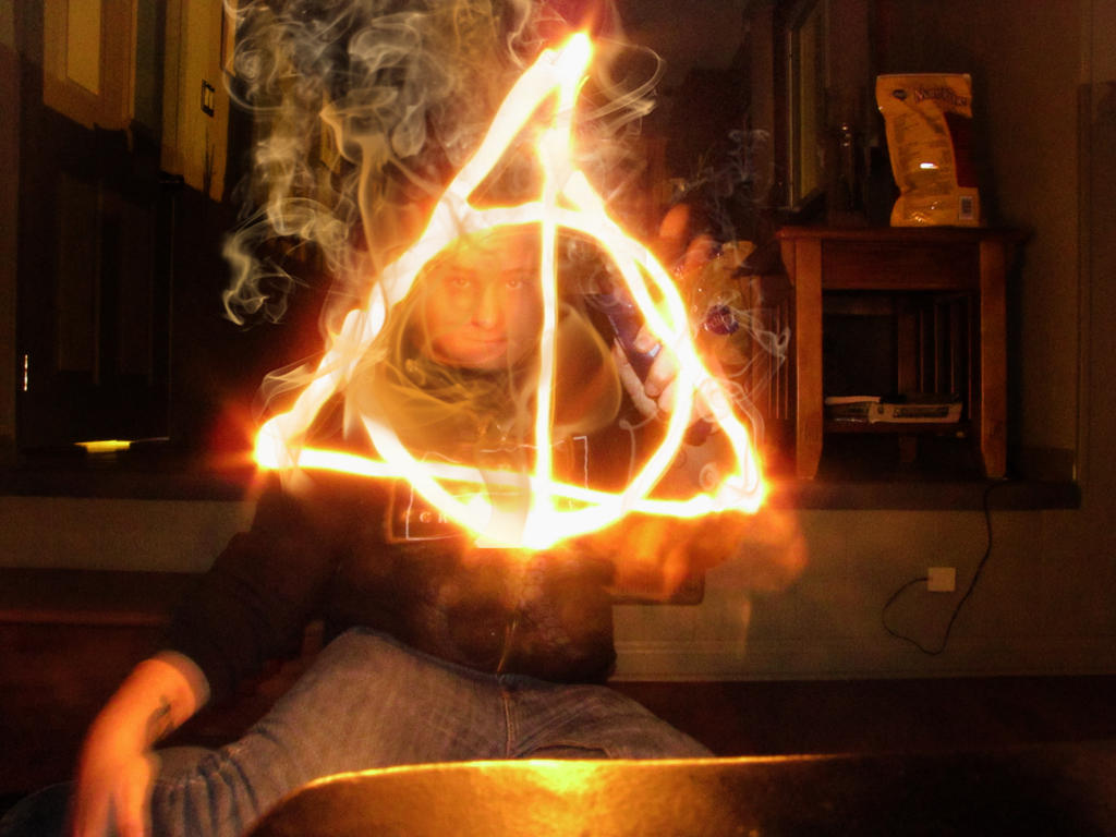 The deathly hallows by theartofpretension on deviantart the deathly hallows by theartofpretension biocorpaavc
