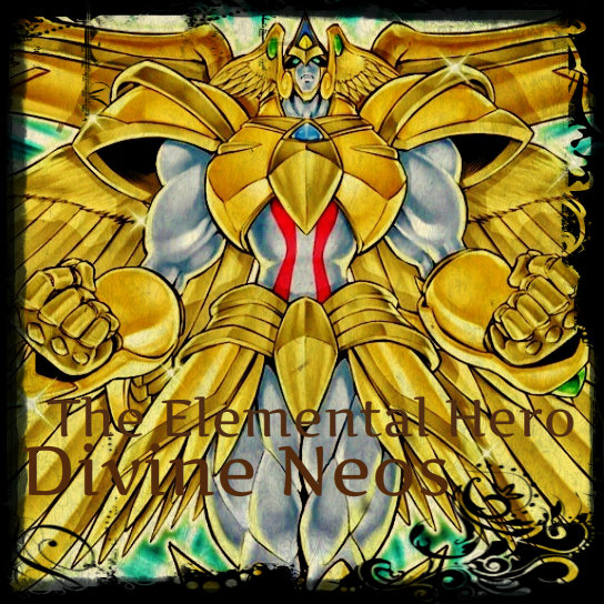 Elemental Hero Neos: Elemental Hero Divine Neos By Doomshrealer On DeviantArt