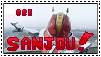 Den-O : Ore SANJOU! stamp by munir99