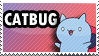 Catbug stamp by munir99