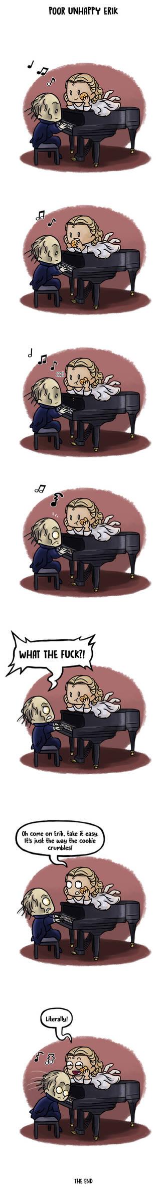 Poor Unhappy Erik