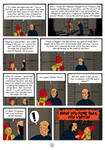 A Priest and a Philosopher (Herge style) - PAGE 5