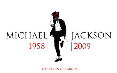 Michael Jackson. Forever.