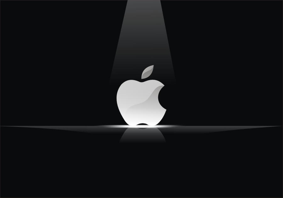 Wallpaper Apple. by vitoraws