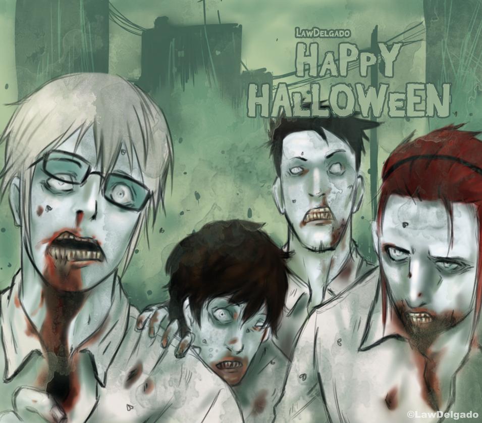 Happy Halloween 2014 by LawDelgado