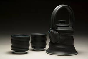 black tea set by APDeeman