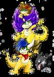 The Three Little Von Koopa's