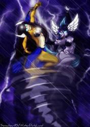 .:COM:. The Dance Of The Furious Storm