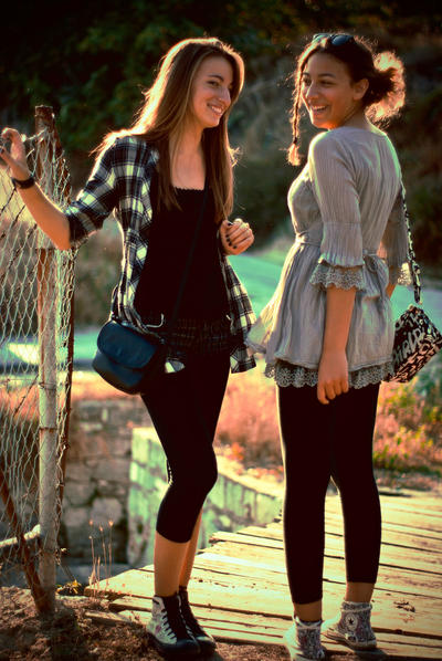 Country girls by mila-v