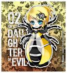 Chibi Rin - Daughter of Evil