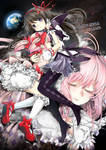 Madoka Magica - fanart by Ninamo-chan