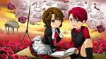 Umineko aperitif - voice drama by Ninamo-chan