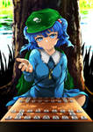 Wanna play with me? - Touhou.net fanbook by Ninamo-chan