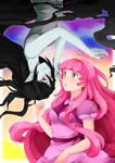 Marceline x Bonnibel by Ninamo-chan