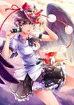 Tengu Reporter Aya by Ninamo-chan