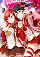 Happy Valentine by Ninamo-chan