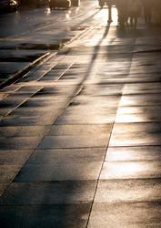 Sidewalking by nokari
