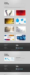 Web Portfolio by nokari