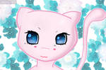 New Mew drawing