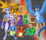 25th Pokemon day!!!