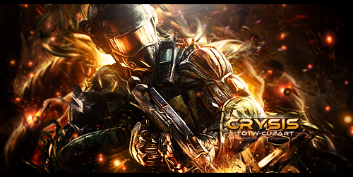 Crysis by MARKCAPE