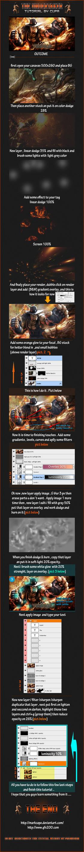 The undertaker tutorial by Cupa