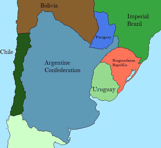 Southern South America in 1840s by Blond-Jose on DeviantArt on map of southern uk, map of southern grenada, map of southern zambia, map of southern east coast, paraguay map south america, map of southern ethiopia, temples in south america, ancient temples south america, map of southern us beaches, southern cone of latin america, map of africa, the southern region of america, map of central andes, map of southern cambodia, road map south america, map of southern singapore, map of southern mediterranean countries, map of southern us states, map of southern continent, map of central america,