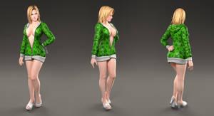 Tina CG render 02
